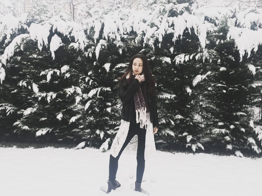 Winter wonderland outfit